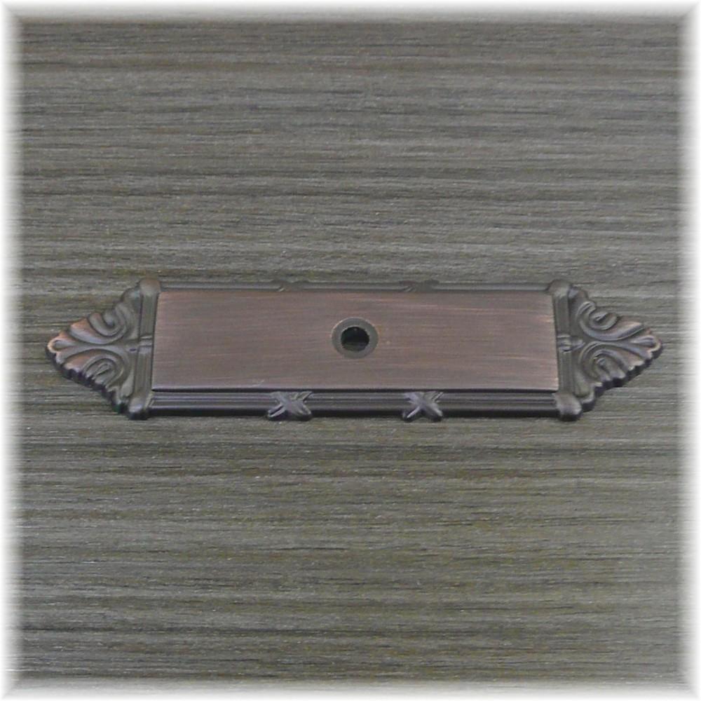 plaque decorative lardoise bronze huile brosse. Black Bedroom Furniture Sets. Home Design Ideas
