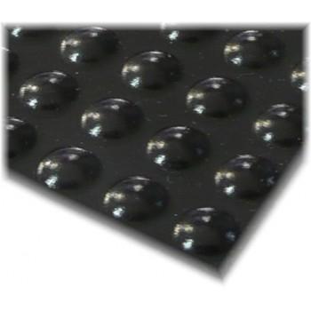 Coussinets Silicone Noir 5/16 X 3/32 (150)