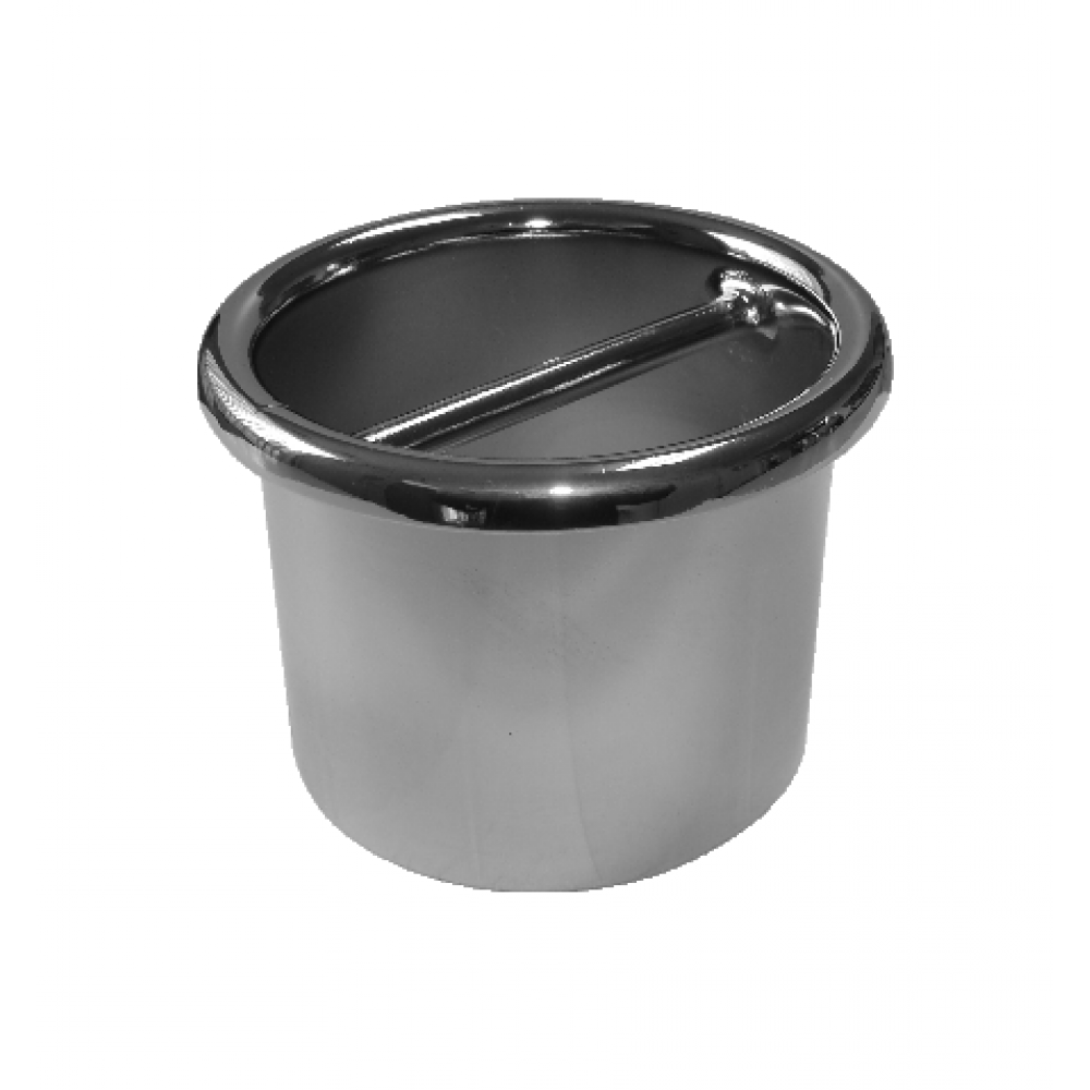 Anneau m tal fer plat ring encastrer chrome vanit meuble for Meuble quincaillerie