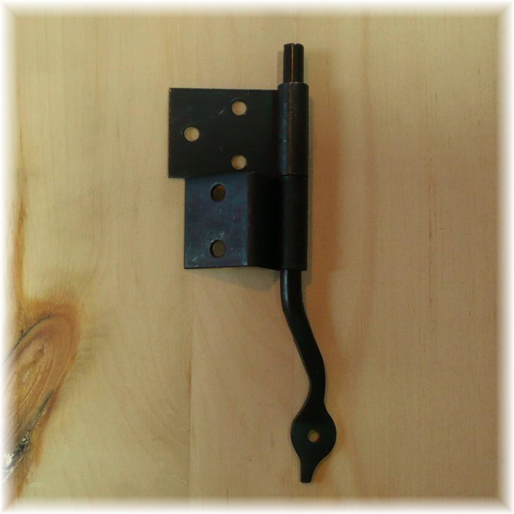 penture queue rat noir droite. Black Bedroom Furniture Sets. Home Design Ideas
