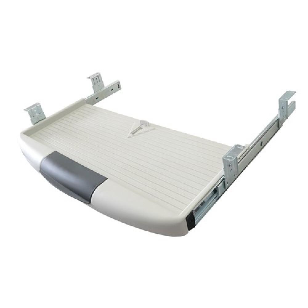 Plateau tiroir clavier tablette tirette ordinateur support - Armoire ordinateur fermee ...