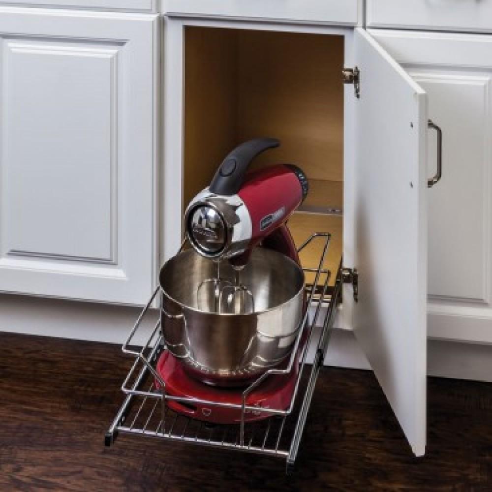 Panier tiroir coulissant coulisse rangement cuisine armoire - Rangement tiroir cuisine ...