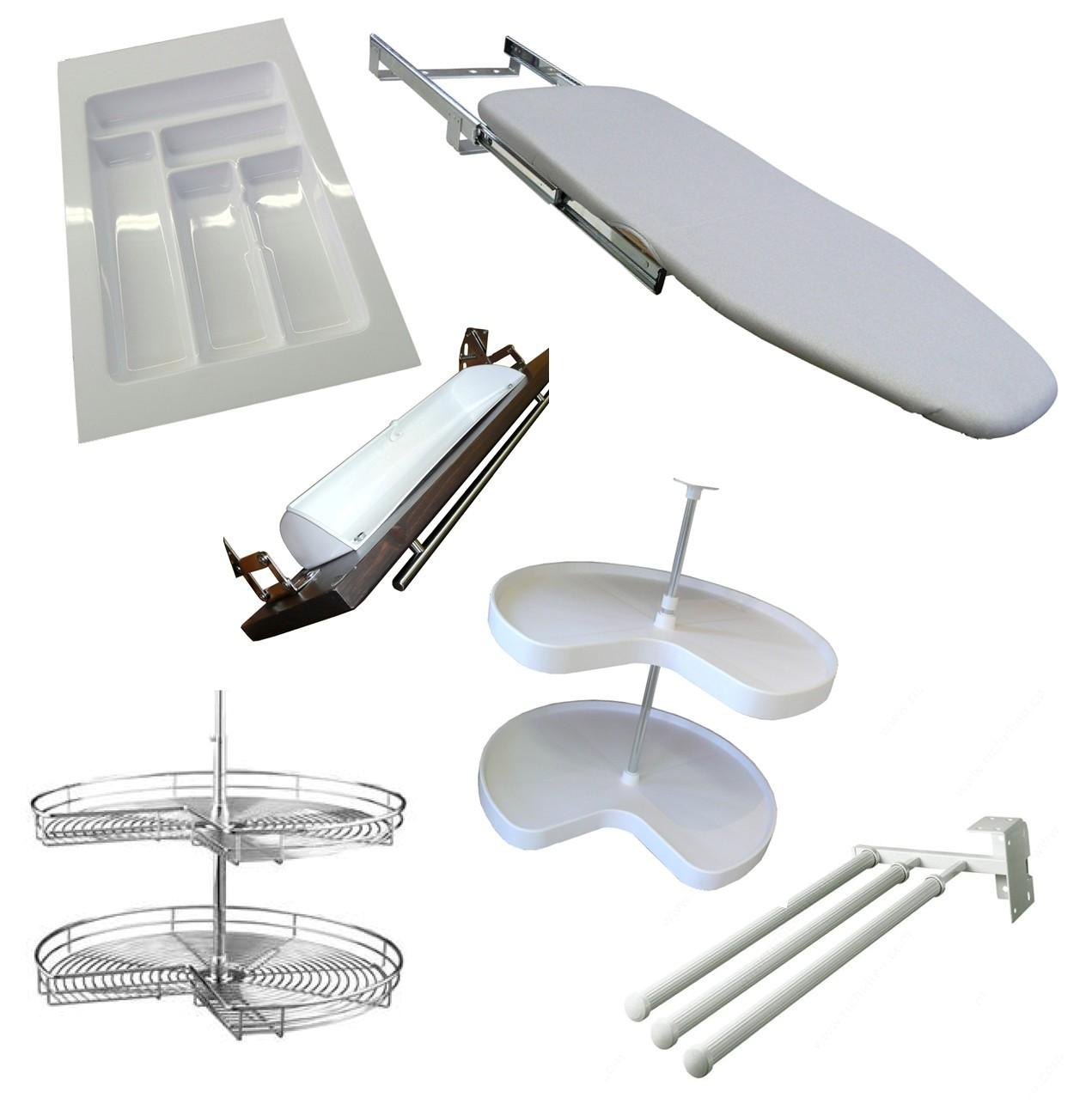 Quincaillerie pour fixation cuisine lot de suspensions - Quincaillerie meuble cuisine ...